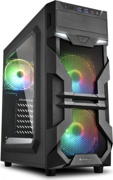 Level Two RGB Gaming PC AMD